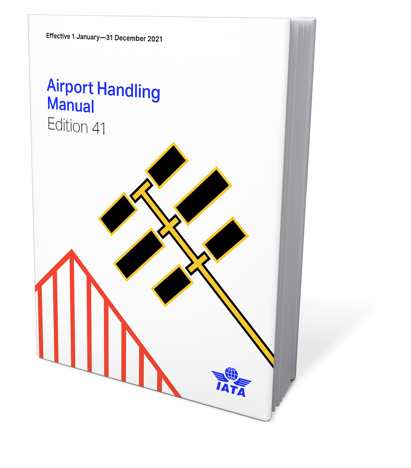 Airport Handling Manual 41st Edition Combo